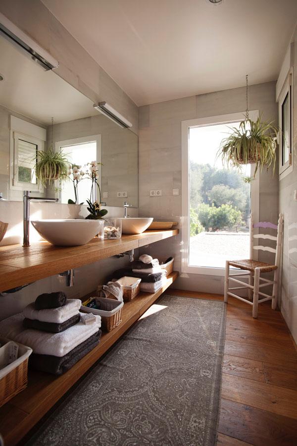 casa campo baño