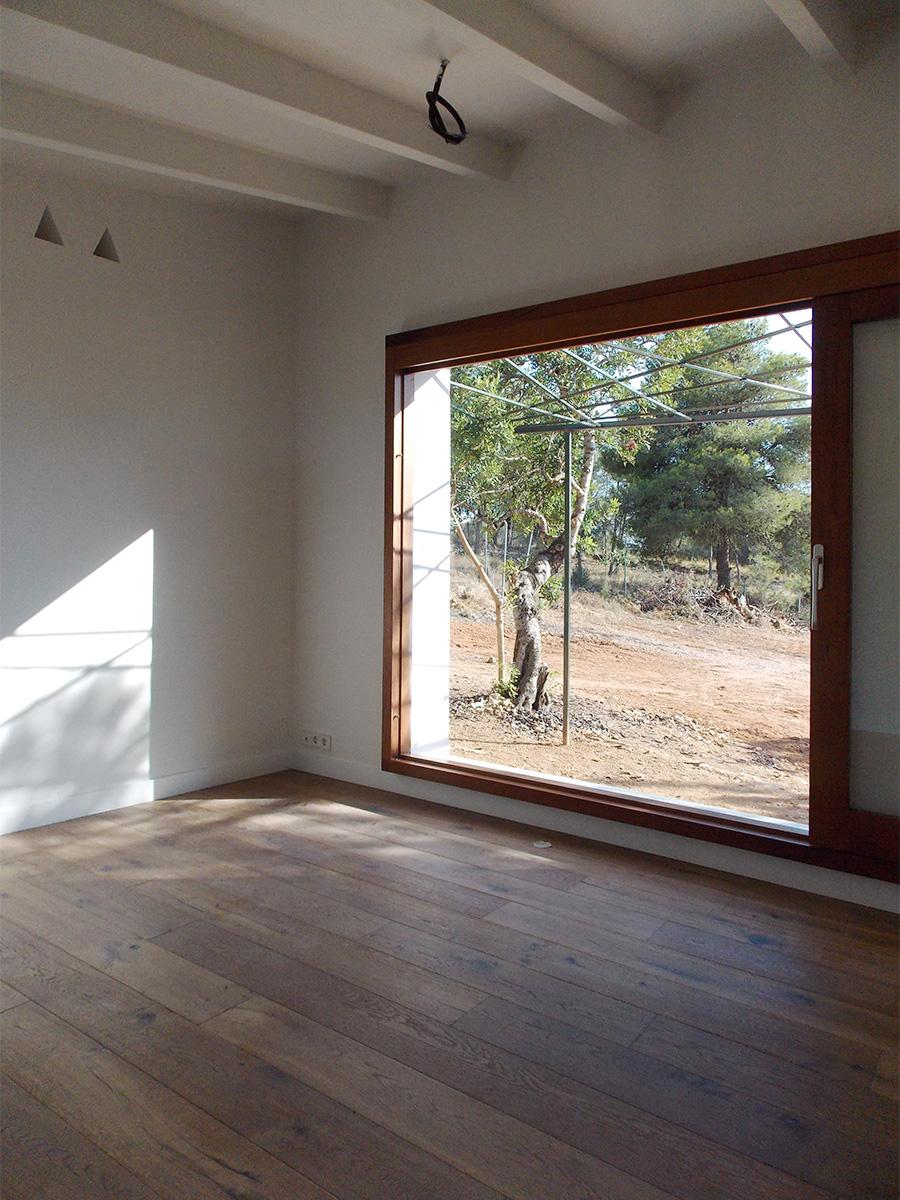 casa v ventana