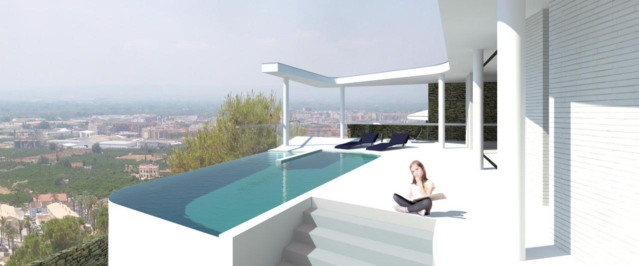 piscina casa r2