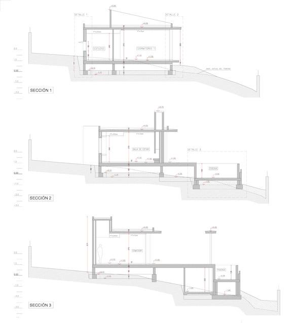 planos secciones casa r2