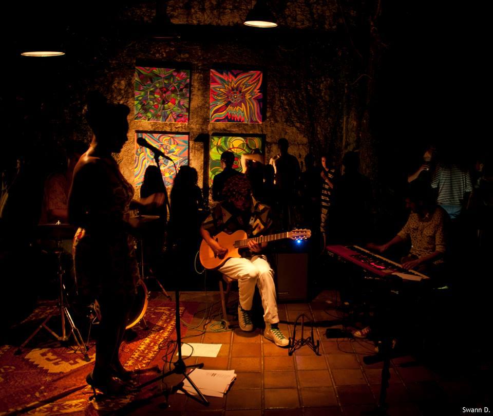 the house concierto