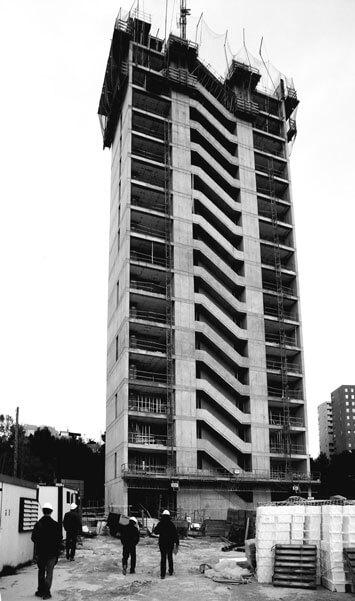 contruccion la torre benidorm