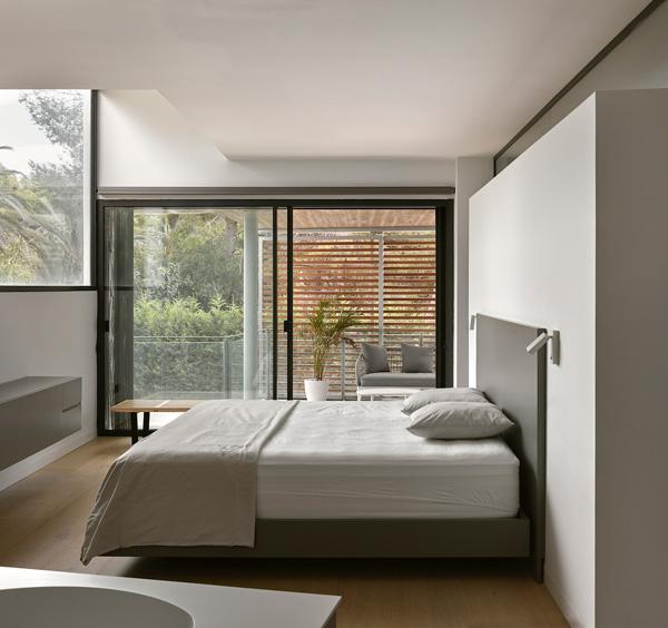 dormitorio casa de campo