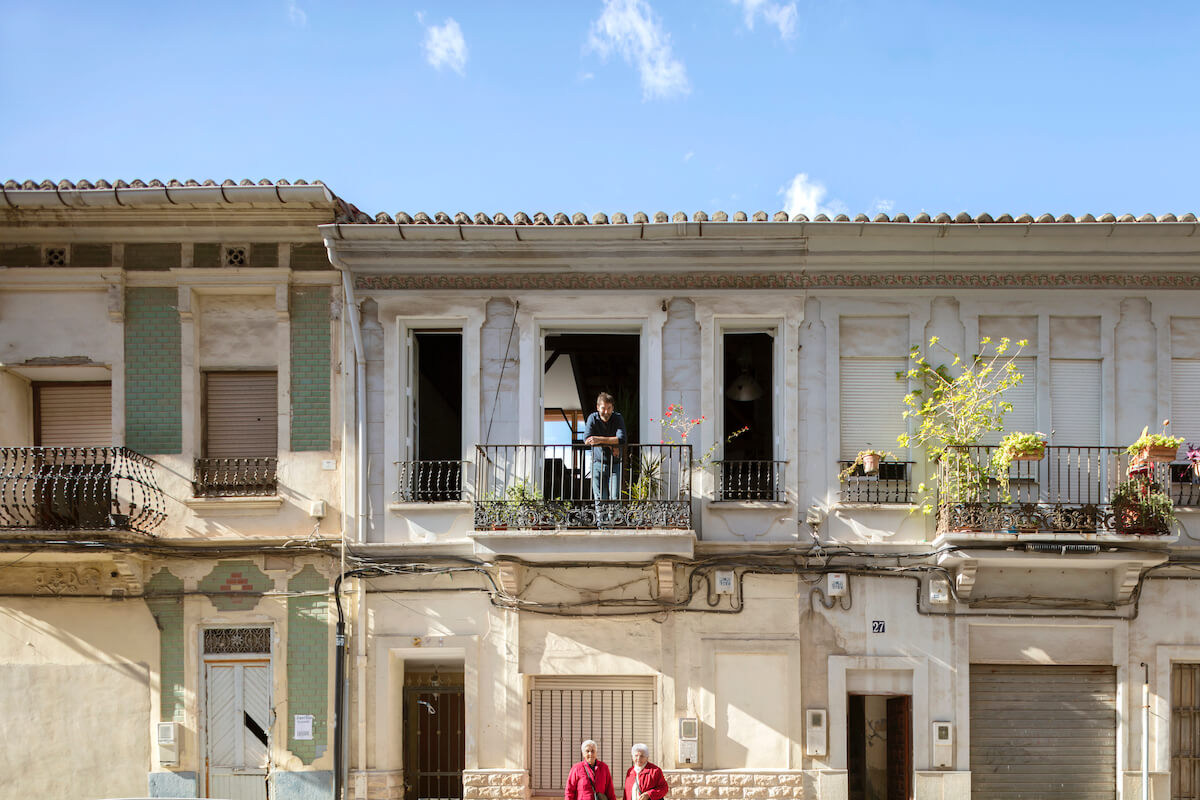 fachada casa conserva