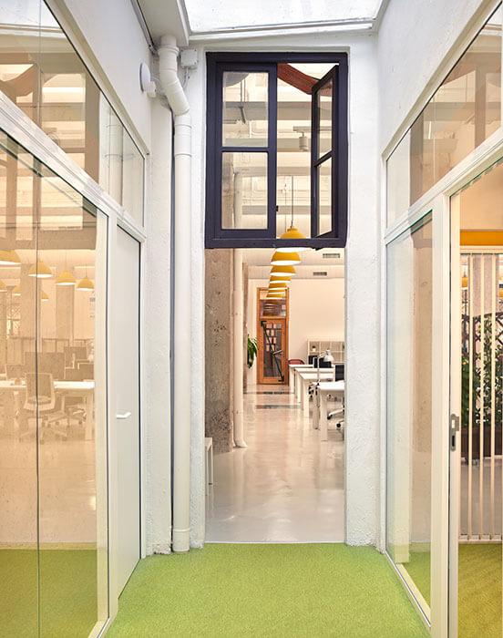 Coworking Abastos instalaciones actualizadas 2