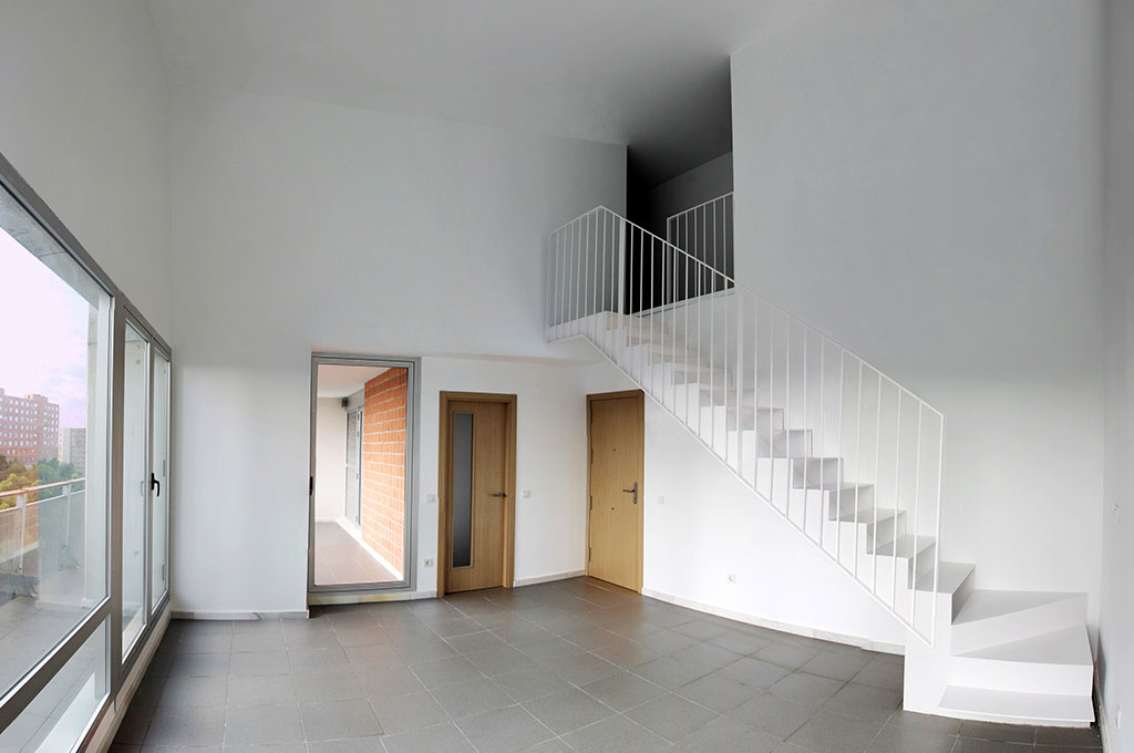 Duplex interior p
